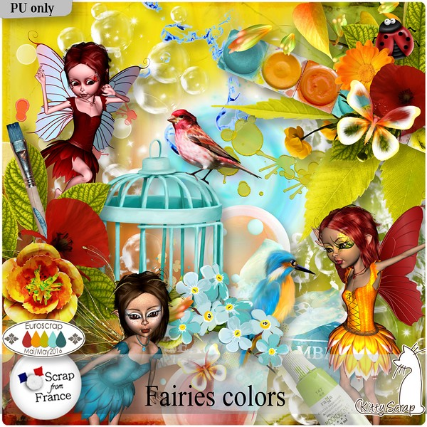 Fairies colors de Kittyscrap dans Mai kittys11