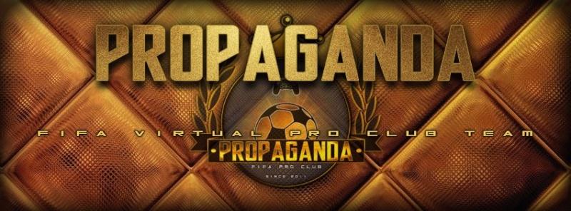 ProPaganda - FIFA 16 Virtual Pro Club