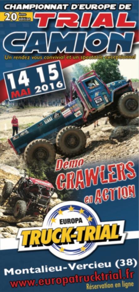 Championnat d 39 europe de trial camion de montalieu vercieux for Garage pneu bourgoin jallieu