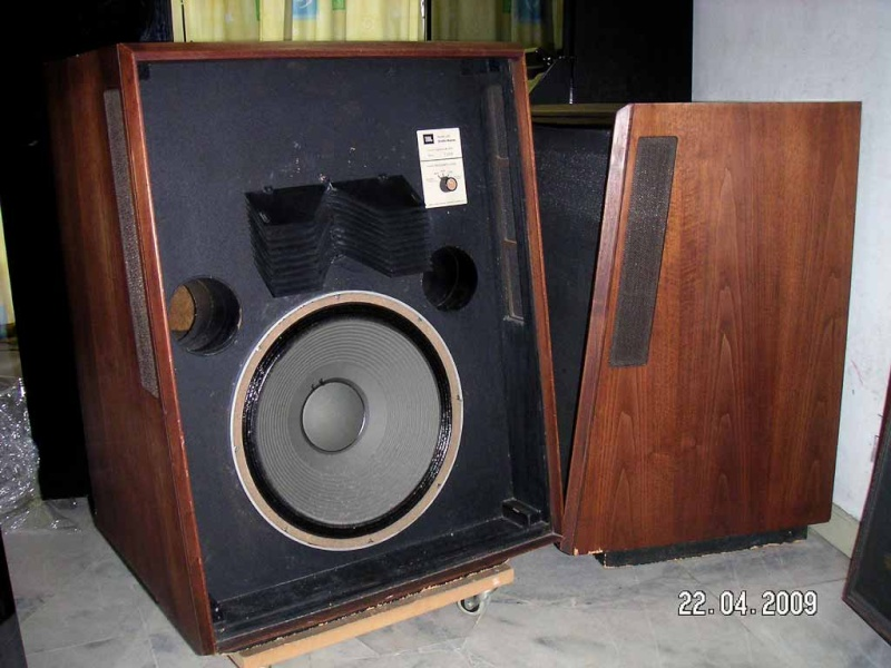 t jbl l studio master speakers used sold