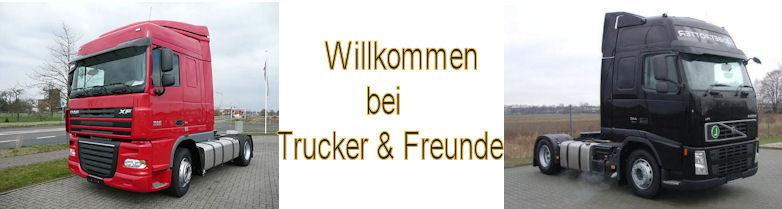 Trucker und Freunde