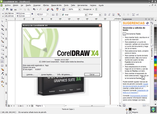 Corel Draw X4 V 14  Keygen