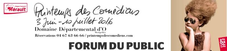 Forum du public