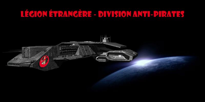 Légion Etrangère - Division Anti-Pirates
