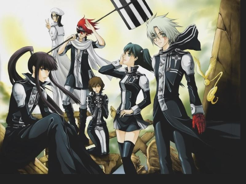 D.Gray-Man : The Requiem