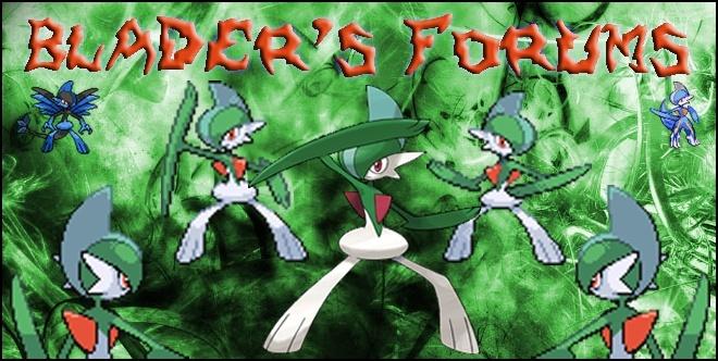 Blader's Forums!
