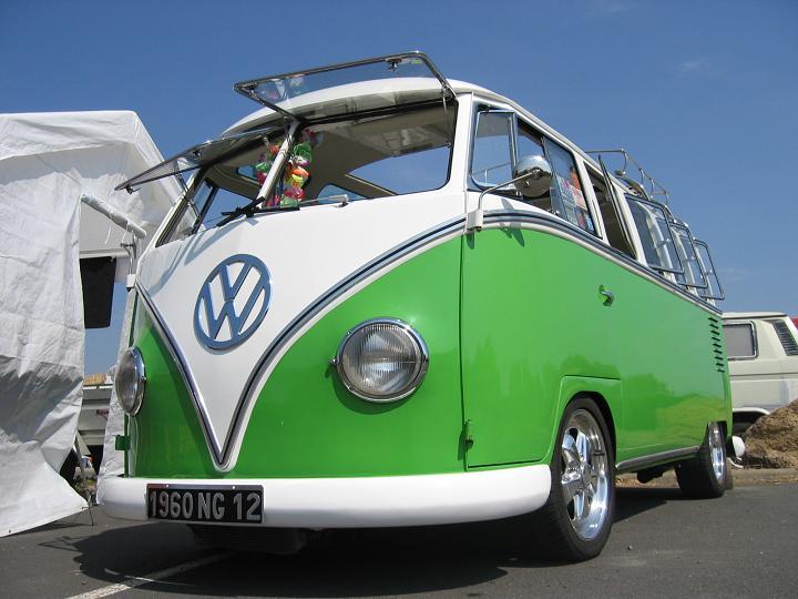 Enfin il se pr sente le sambabug for Garage volkswagen rodez