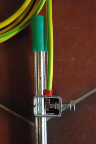 comment fixer mon cable cuivre sur piquet de terre coffret provisoire chantier 8 messages. Black Bedroom Furniture Sets. Home Design Ideas