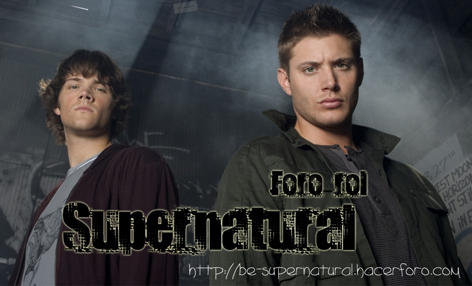 Supernatural Rol