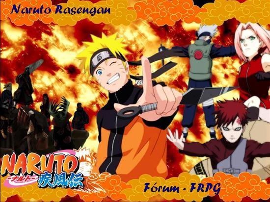 Naruto Rasengan FRPG