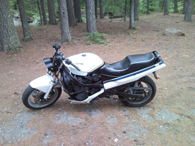 the streetfighter project 1990 suzuki gsx 750 f