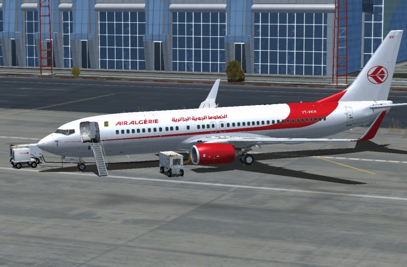 737 ALGERIE FSX TÉLÉCHARGER 800 AIR