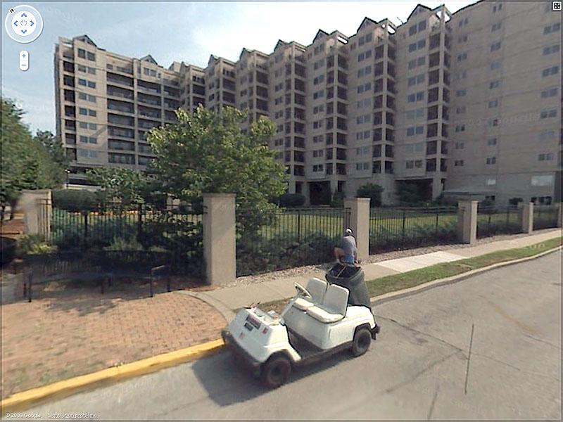 street view voiture de golf jeffersonville in usa. Black Bedroom Furniture Sets. Home Design Ideas