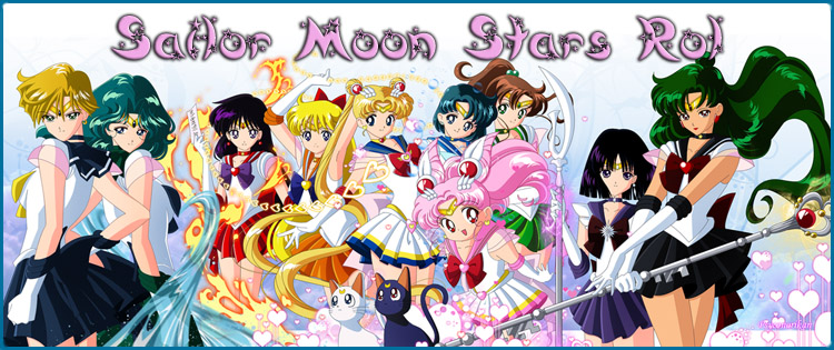 Sailor Moon Stars
