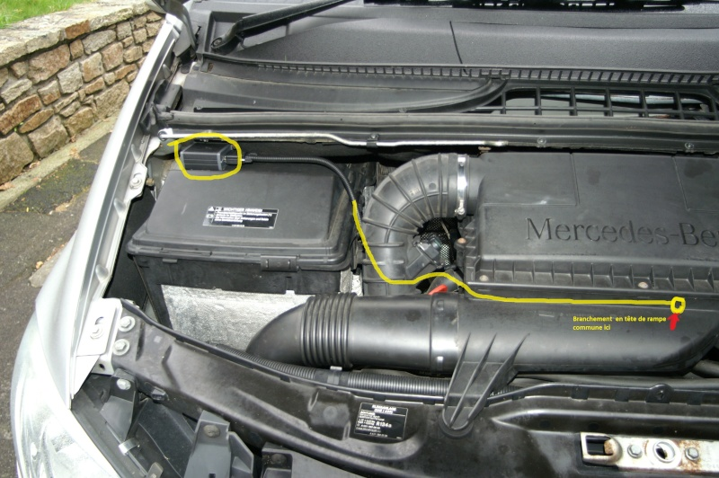 boostage moteur