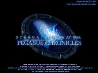 Stargate Empire At war Pegasus Chronicles