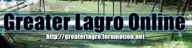 Greater Lagro Online!