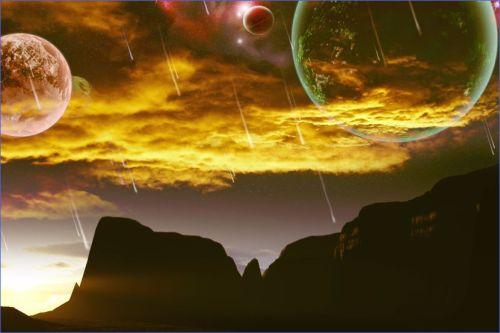 Paradise Universo Andromeda