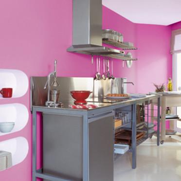 Quels sont les diff rents aspects des peintures for Peinture murale cuisine lavable