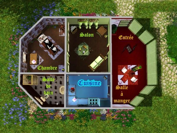 Download sims 2 construction de maison free italiabittorrent for Modele maison sims 2