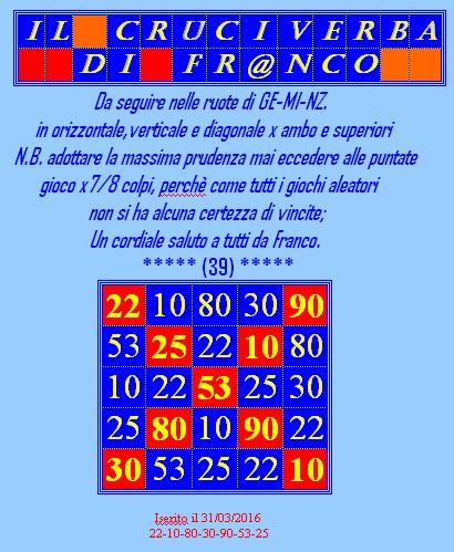 Lotto Gratis Romeo Torti