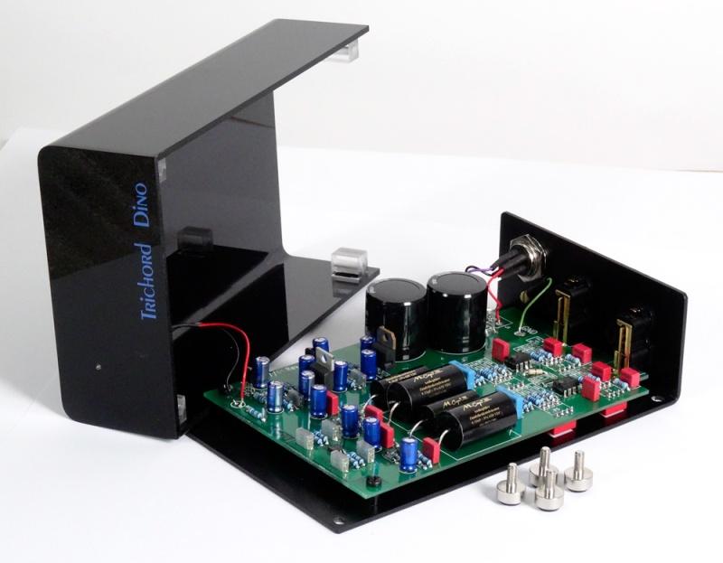 Trichord Dino Mk2 MkII Phono Stage, Trichord Dino+ Power ...