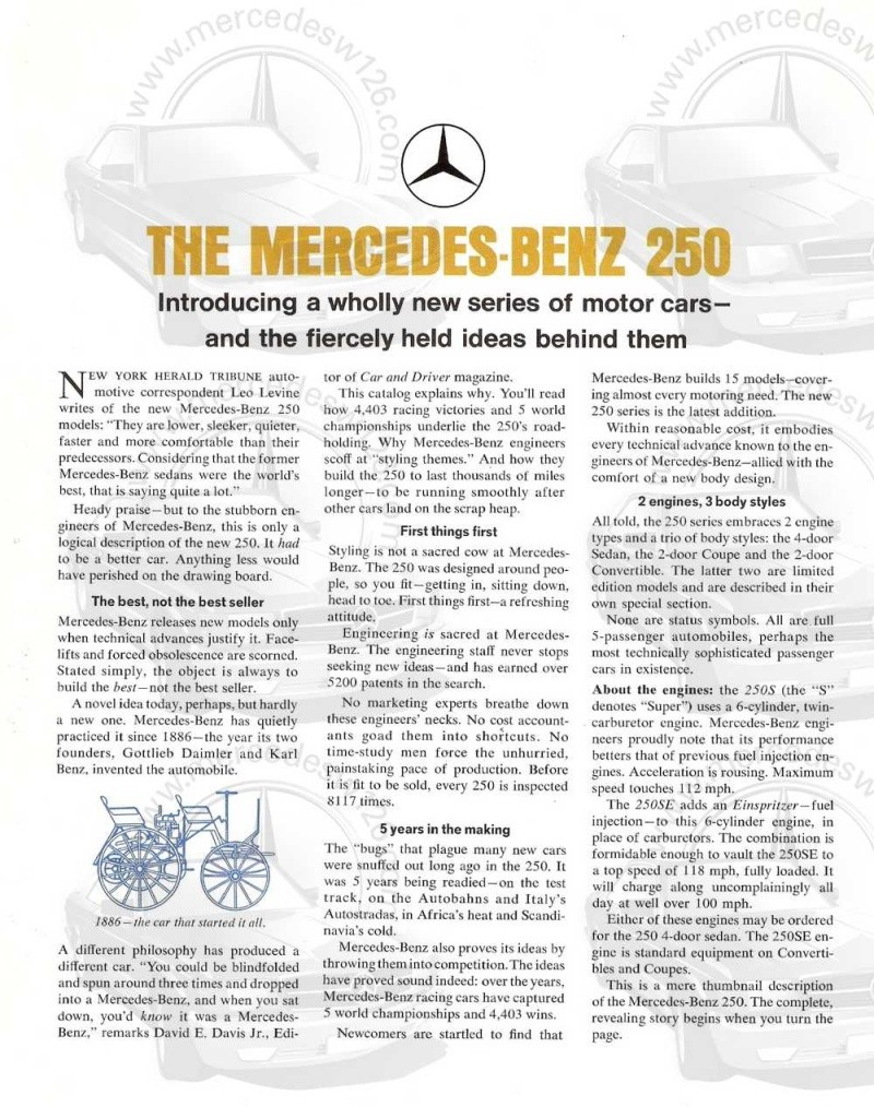 07 W113 Pagode furthermore 252472639492 likewise 5 Mercedes Benz Service Manual V 8 Engines M 116 35 M 117 45 together with T1754n Catalogue De 1969 Sur La Mercedes W109 300 Sel 3 5 Decembre likewise Index. on mercedes w109
