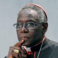 Cardinal Robert Sarah- préfet du culte divin