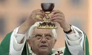 PAPE BENOÎT XVI - Ses enseignements