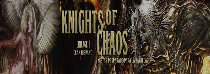 Knight Of Chaos Clan LII Server Chronos