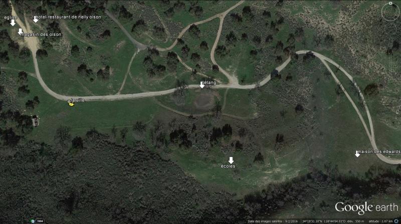 La petite maison dans la prairie recherche d 39 un endroit - Tournage la petite maison dans la prairie ...