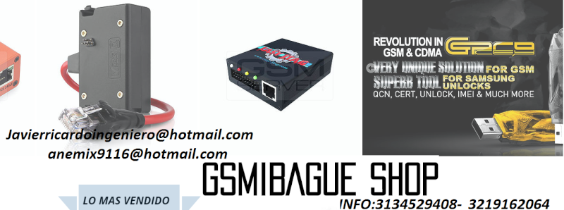 GSMIBAGUE SHOP FORO OFICIAL