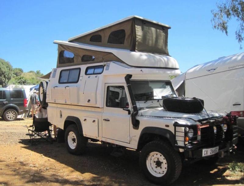 land rover camper page 19. Black Bedroom Furniture Sets. Home Design Ideas
