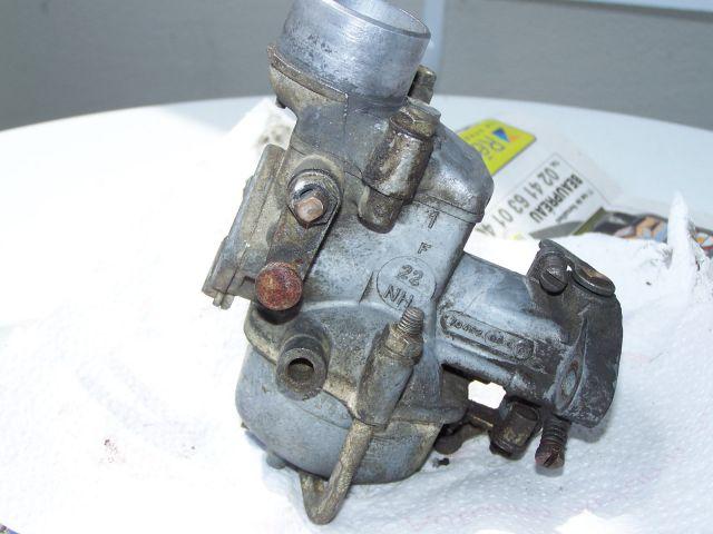 carburateur solex 22