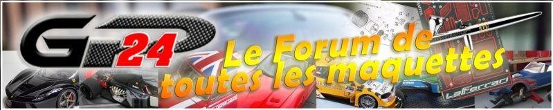GP24 le forum de la maquette auto