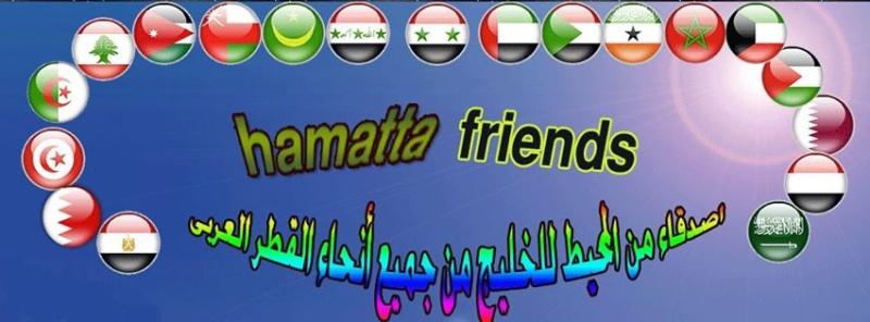 hamatta Friends