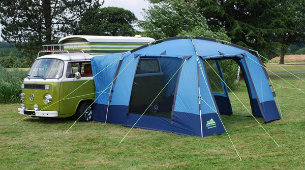 Side Tent For Van