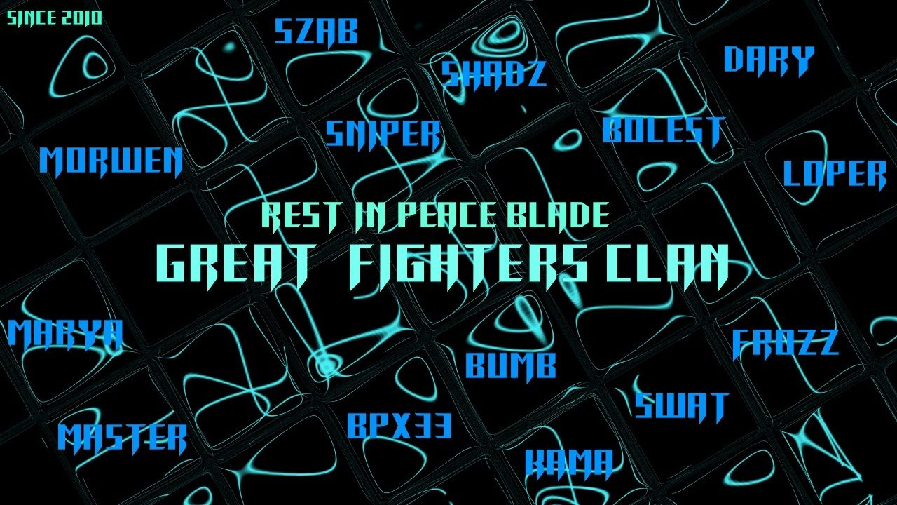 Welcome To Great Fighters Clan Home