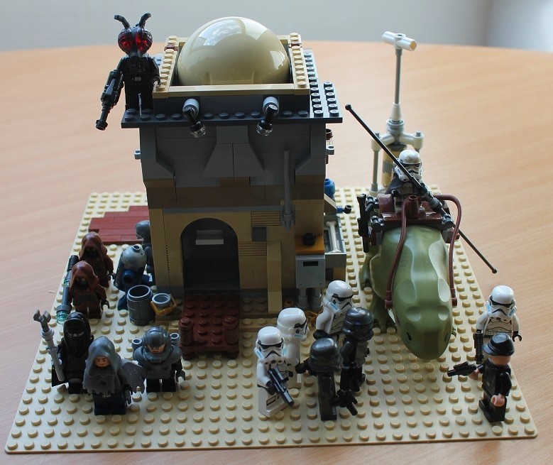 Moc Modular Cantina Lego Star Wars Eurobricks Forums