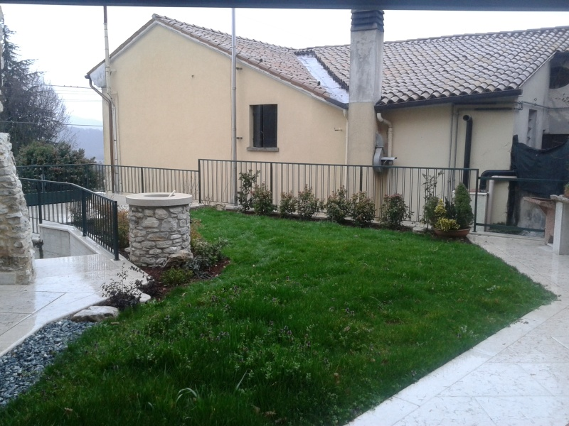 giardino sopra garage interrati pagina 2