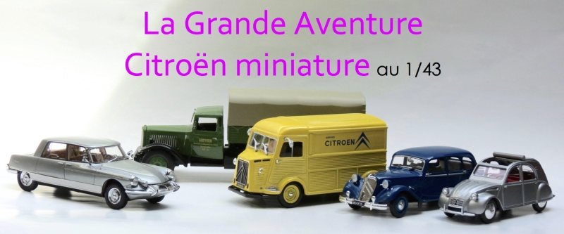 La grande aventure des petites Citroën