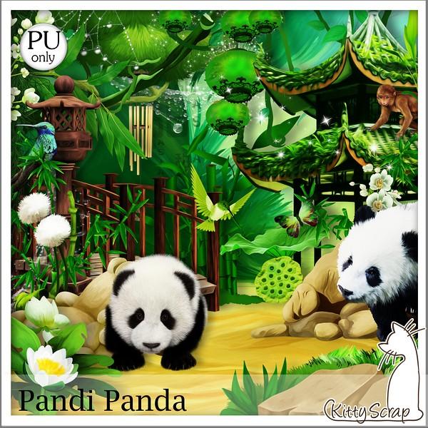 Pandi Panda de Kittyscrap dans Mai kittys39