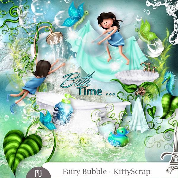 Fairy bubble de Kittyscrap dans juin previe76