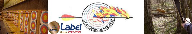 LES ARCHERS DE BARBERAZ