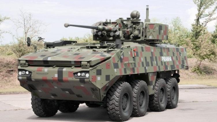 Arm 233 E Du Botswana Botswana Defence Force Page 2