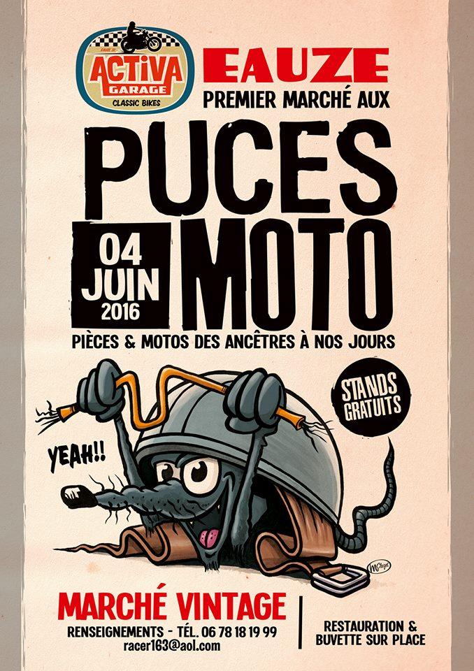 Evenements motos anciennes calendrier v nementiel des for Garage auto goussainville