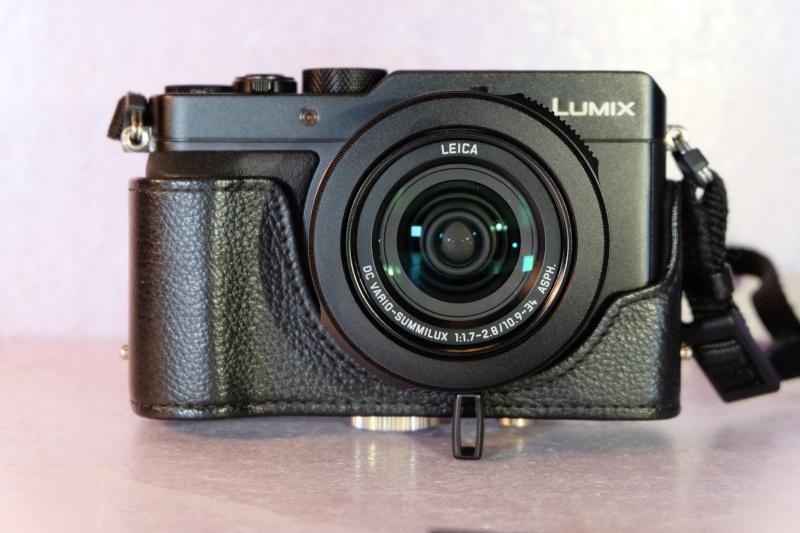 Tout est vendu panasonic lx100 etui orig panasonic for Housse lumix gx80