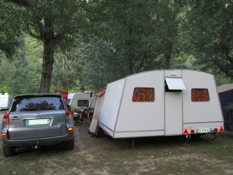 Caravane Pliante De Collection Rapido Record De 78 Yvan059