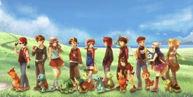 Pokémon en folie