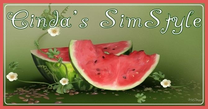 Cinda's SimStyle
